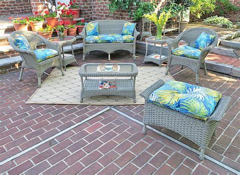 veranda outdoor furniture wicker driftwood veranda outdoor wicker patio furniture