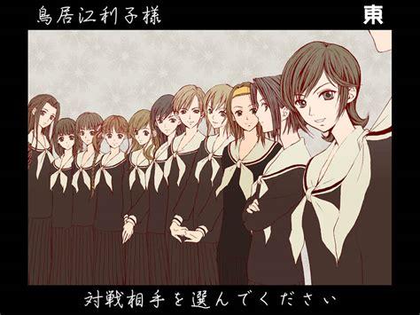 listados de anime listados de series yuri