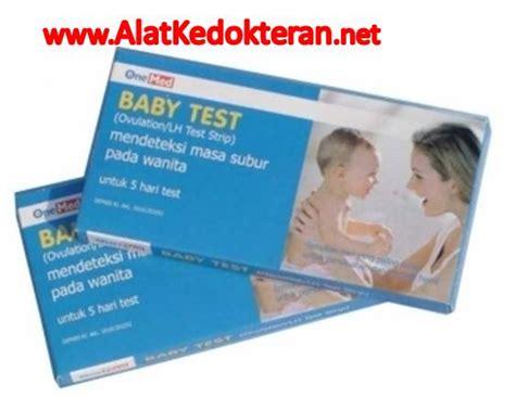 jual baby test alat tes keburan alat test masa subur wanita rapid test onemed jual alat