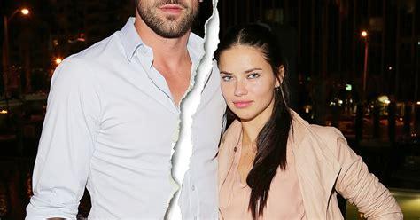 2016 Moms Picks Best Baby Adriana Lima Husband Marko Jaric Split Supermodel