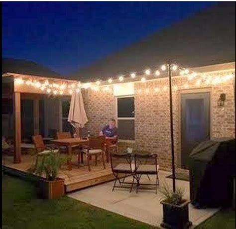 patio interior con luces cadena luces para decorar bodas patios fiestas 100 luces
