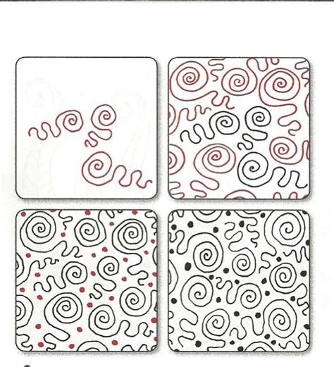 zentangle pattern blog how to zentangle blog suzannemcneill com