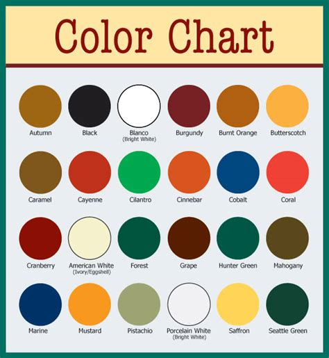 China In Colors pin china color chart guides on