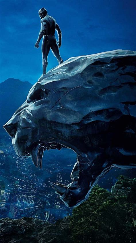 750x1334 black panther 4k poster iphone 6 iphone 6s iphone 7 hd 4k wallpapers images