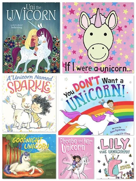 unicorn picture books unicorn planning ideas supplies birthday