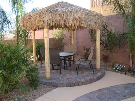 palapas tropical patio las vegas by arizona falls inc
