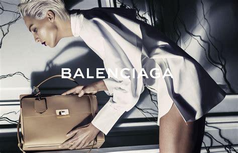 Fab Ad Balenciaga Springsummer 08 by Werbowy For Balenciaga 2014 Caign Fab