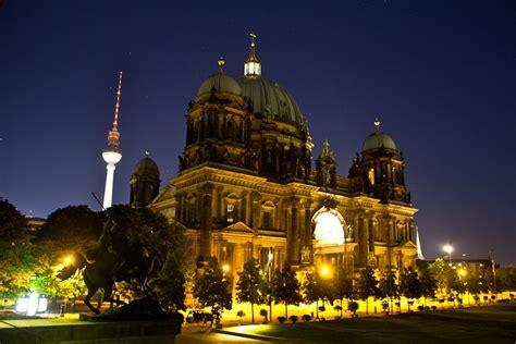 berlin  night cityview atmillenniumeu