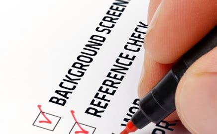 Officer Background Check Employee Screening Background Investigation Business
