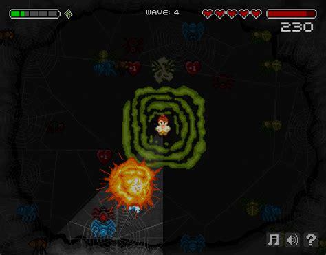 web mod game online arachnia web flash game mod db