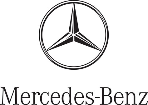 mercedes logo transparent background mercedes benz logos download