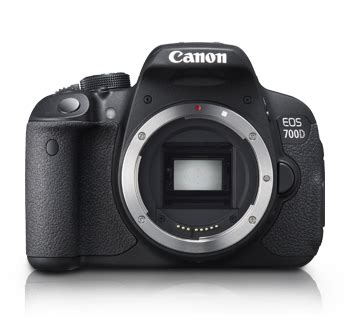 Canon Eos 700d Harga harga dan spesifikasi canon eos 700d techno live
