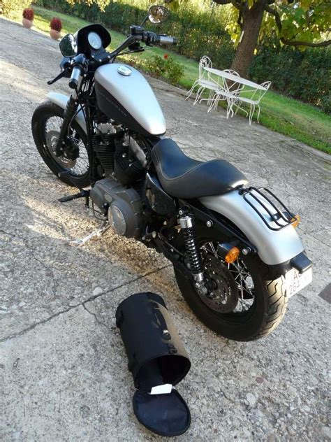 Antivol Moto 637 by Sacoches Pour Sportster Page 7