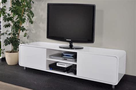 Banc Tv Laqué Blanc by Meuble Tv Blanc But Interesting Meuble Tv Design Blanc