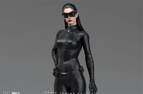 catwoman black actress anne hathaway catwoman d 2 wallpapers hd desktop and