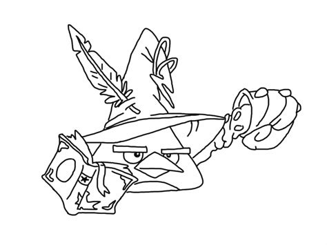 angry birds go coloring pages pdf angry birds epic coloring page chuck kolorowanki
