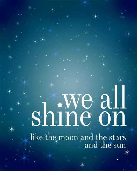 Shine On by We All Shine On 8 X 10 Inch Print Sale Buy 2 Get 3