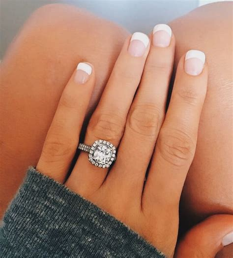 Best 25  Engagement nails ideas on Pinterest   Nails for