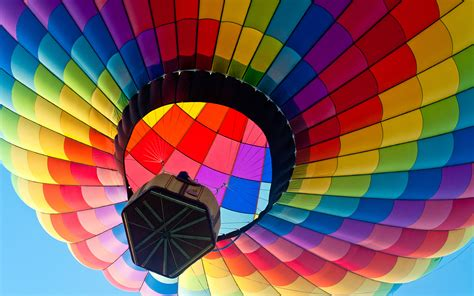 colorful pictures colorful hot air blloon wallpapers hd wallpapers id 13804