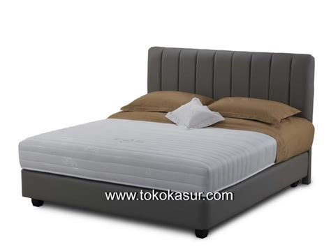 Springbed The Luxe Reveire Mattress Orthopedic 200x200 Matras Only orthopedic care 26 cm toko kasur bed murah simpati furniture