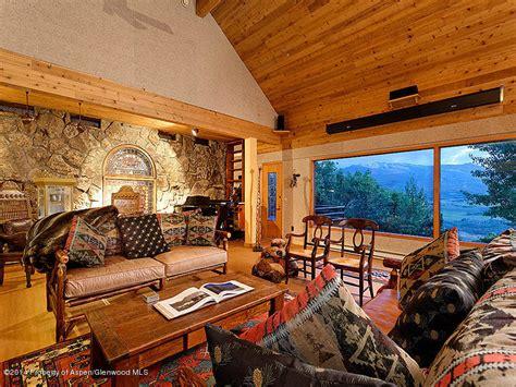 The Living Room Denver Co rocky mountain high john denver s aspen estate for sale