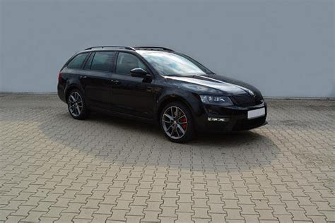 skoda black magic skoda octavia combi rs black magic perleffekt