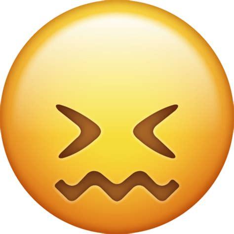 confounded emoji  iphone emojis emoji island