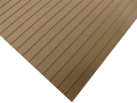 Rib Pattern Garage Flooring and Rib Pattern Roll Out