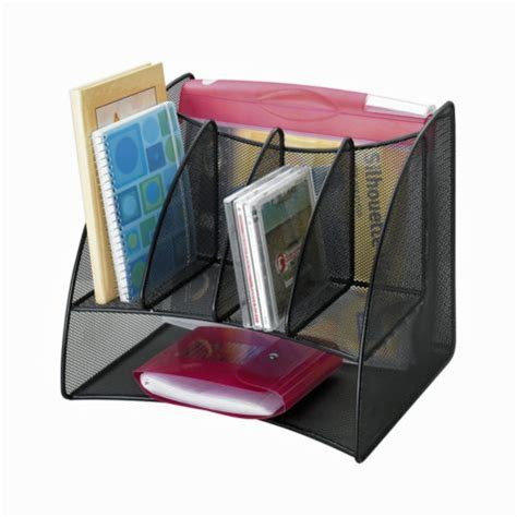 corner desk organizer corner desktop organizer saf 3261bl officefurniture