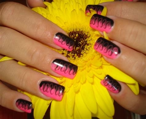 Handmade Nail Designs - easy colorful nail designs makeup tips and fashion