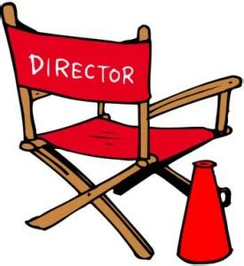 The Real World Exclusive Clip Does The Drama End by Director Chair Clipart