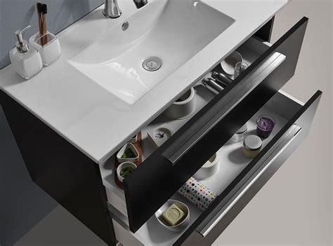 schwarze badmöbel badm 195 182 bel unterschrank oporto 90 schwarz duschdeals