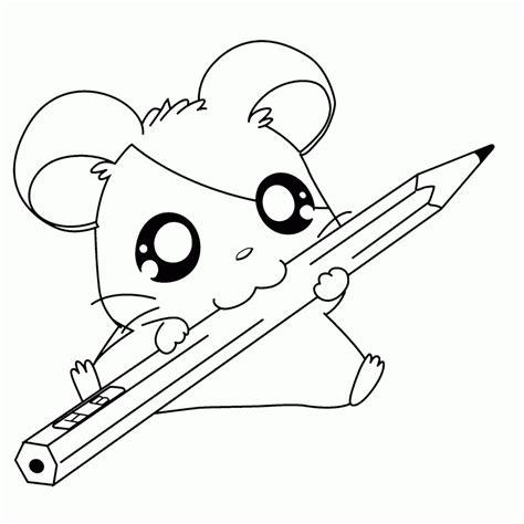 Dibujos Para Pintar Kawaii | dibujos kawaii para colorear y imprimir