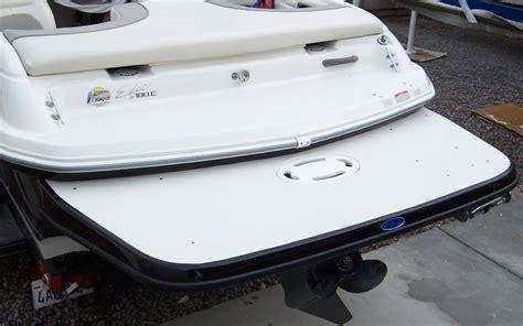 monterey boats swim platform monterey 180 edge bowrider images frompo