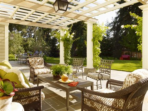 Home Outside Decoration Style Spotters 7 Garden Patio Must Haves