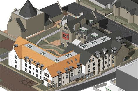 contractor appointed to deliver gullane nursing home