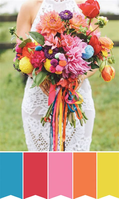 5 gorgeous summer wedding bouquets how to create them onefabday