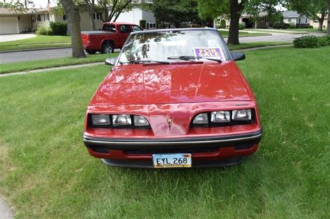 books on how cars work 1986 pontiac sunbird user handbook pontiac sunbird convertible 1986 red for sale 1g2jd6700g7571558 1986 pontiac sunbird convertable