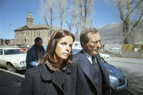 claudine longet ski 1970s aspen colorado ron austin the two wed in