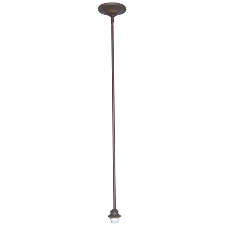 Portfolio Pendant Light Shop Portfolio Bronze Mini Pendant Light Fixture At Lowes