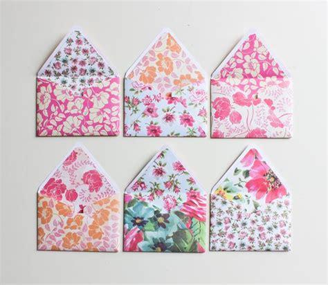 Handmade Envelope Pattern - top 25 best envelopes ideas on paper