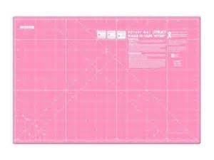 olfa pink rotary cutter 45mm blade patchwork ruler self