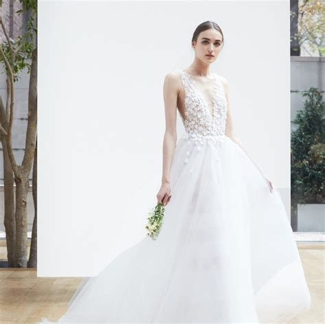 Best of Bridal Week: Oscar de la Renta Wedding Dress