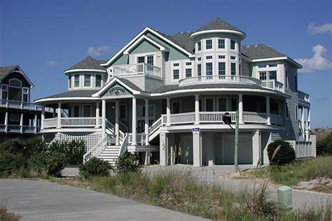 beach houses outer banks beach house rental outer banks nc counterpoint pine island oceanfront obx rental