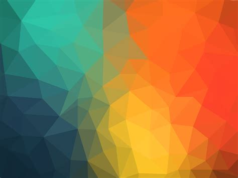 colorful triangle pattern wallpaper colorful triangles background psdgraphics