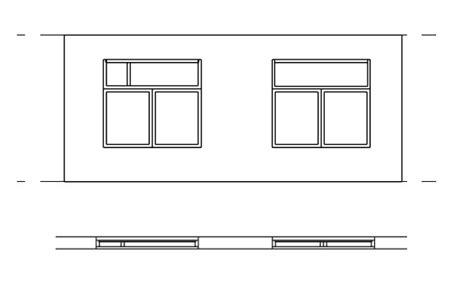 window in plan window family doesn t cut in plan view autodesk community