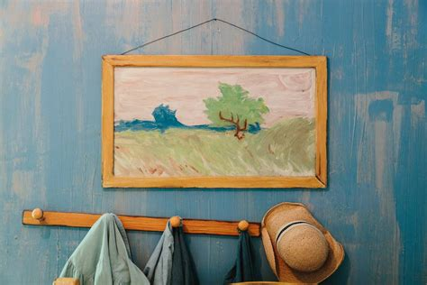 Gogh Bedroom Real Step Inside The 3d Replica Of Vincent Gogh S Iconic