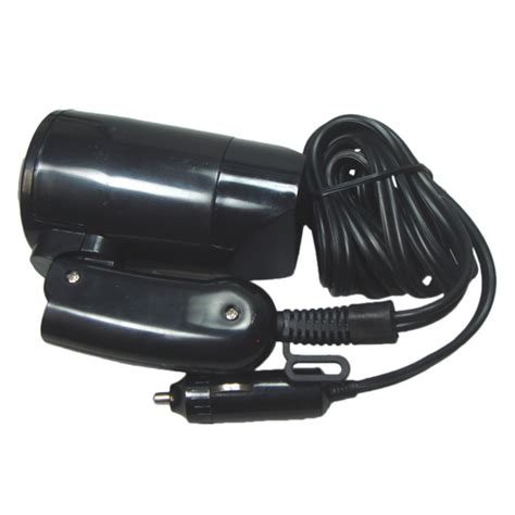 12 Volt Hair Dryer portable hair dryer defroster marine