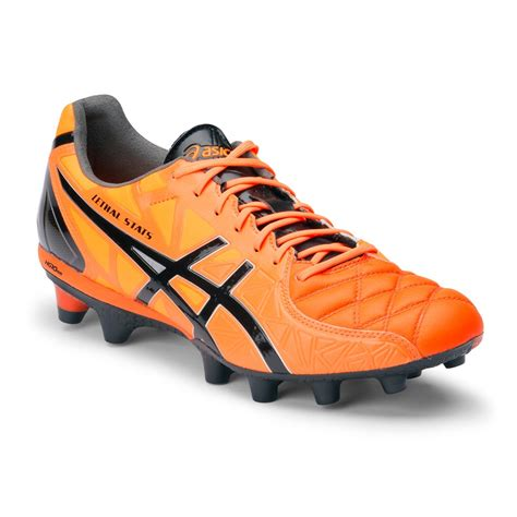 mens football shoes asics lethal stats 4 it mens football boots flash