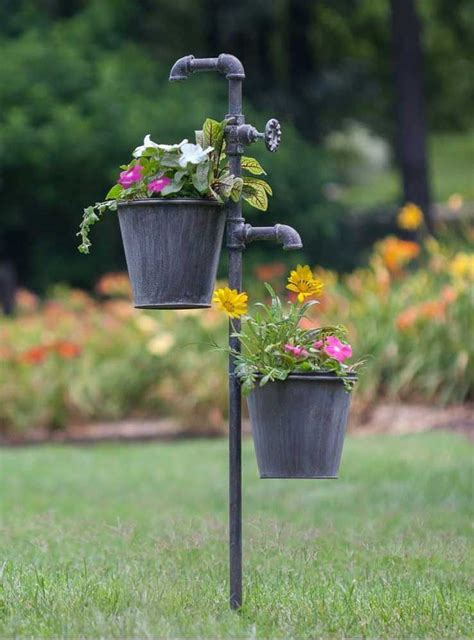 flower pot garden 25 best outdoor flower pots trending ideas on